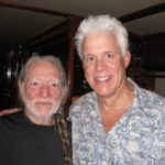 Eric Olson and WIlly Nelson