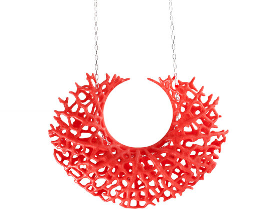 red vessel pendant