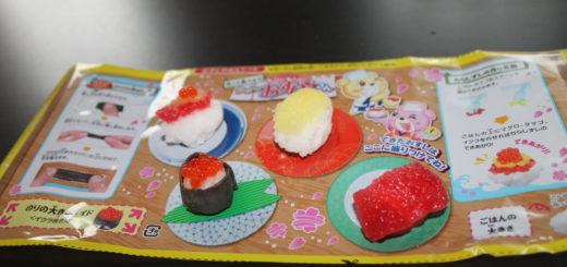 kracie popin cookin sushi science