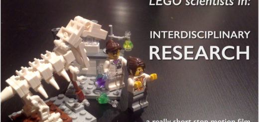 lego scientists