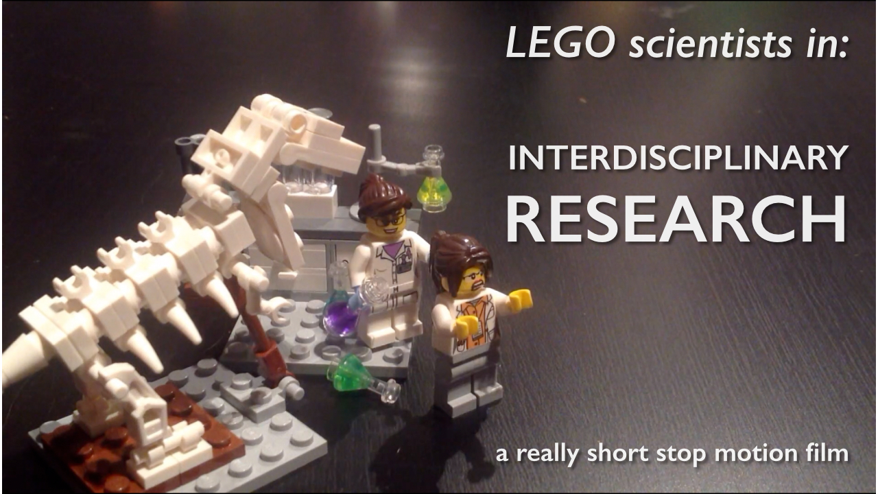 lego scientists