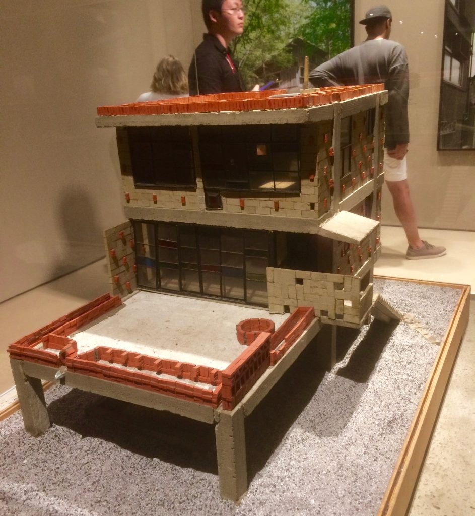 Japanese House - Barbican exhibit
