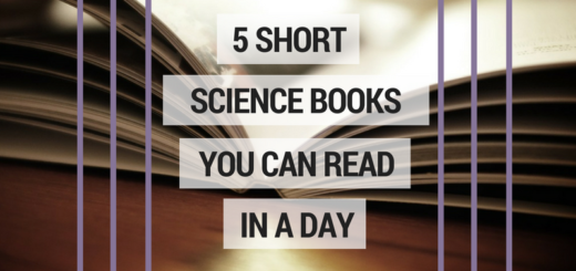 short science books