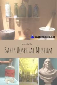 Barts Hospital Museum