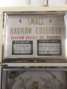 Small Hadron Collider - Novelty Automation