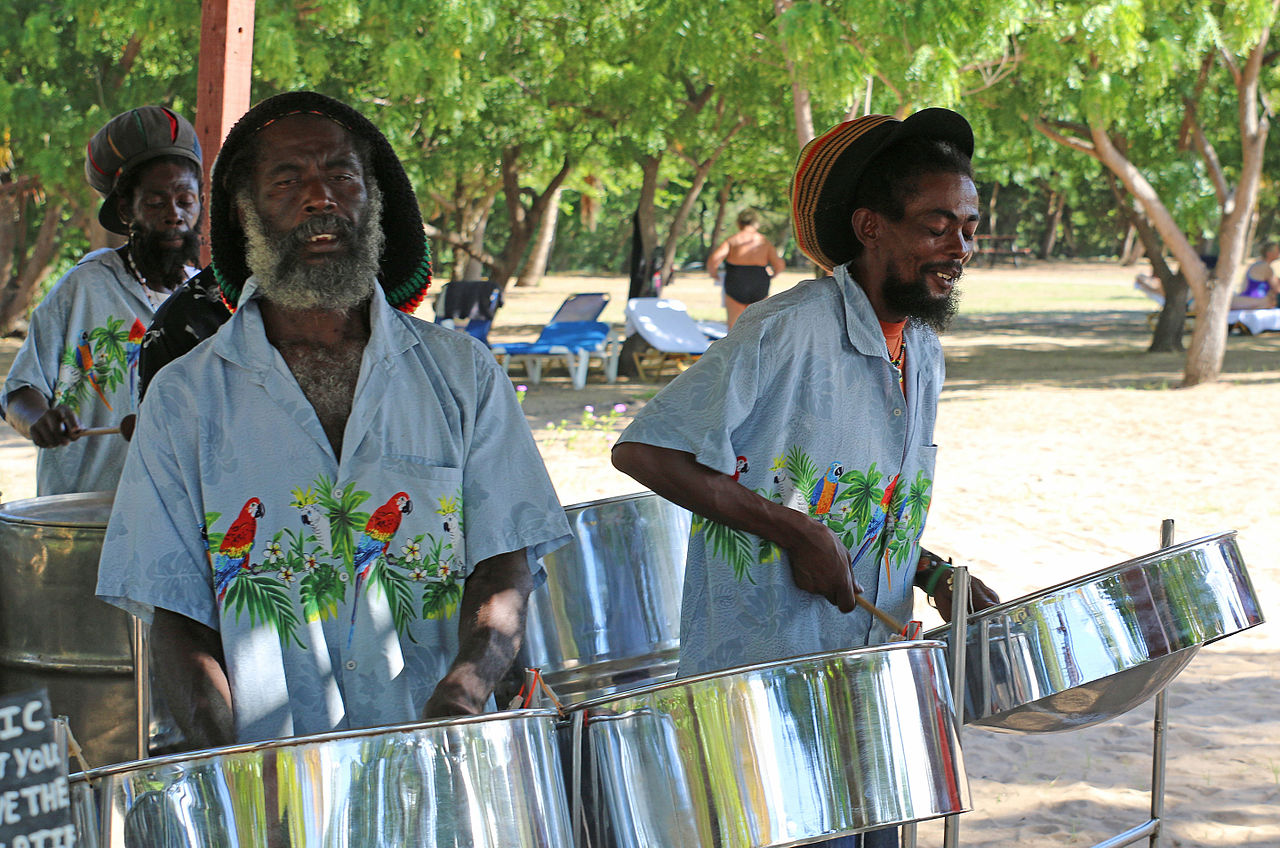 steelpan band