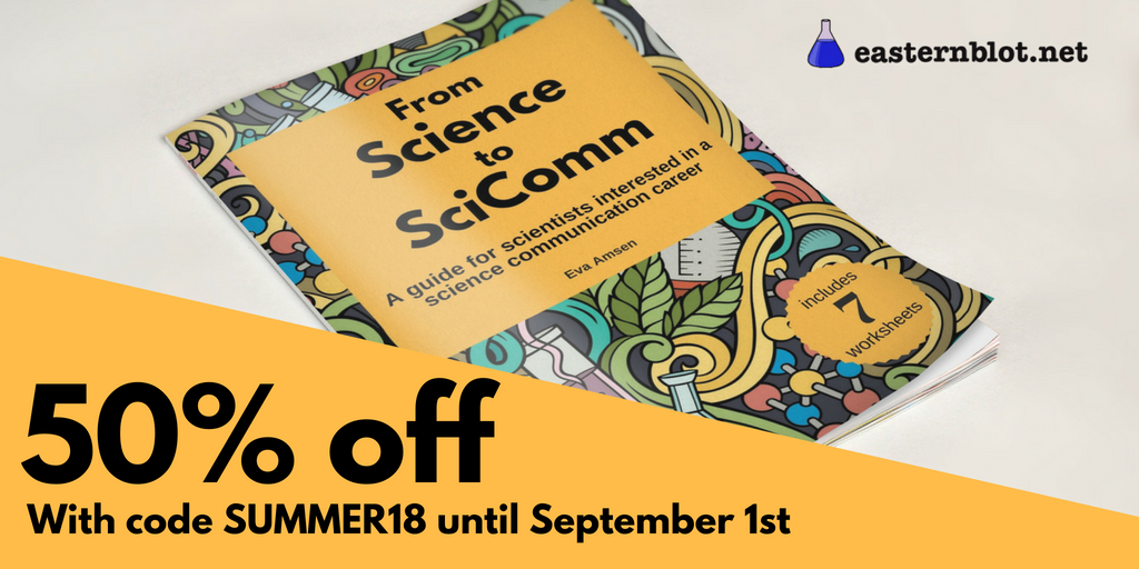 SUMMER18 From Science to SciComm