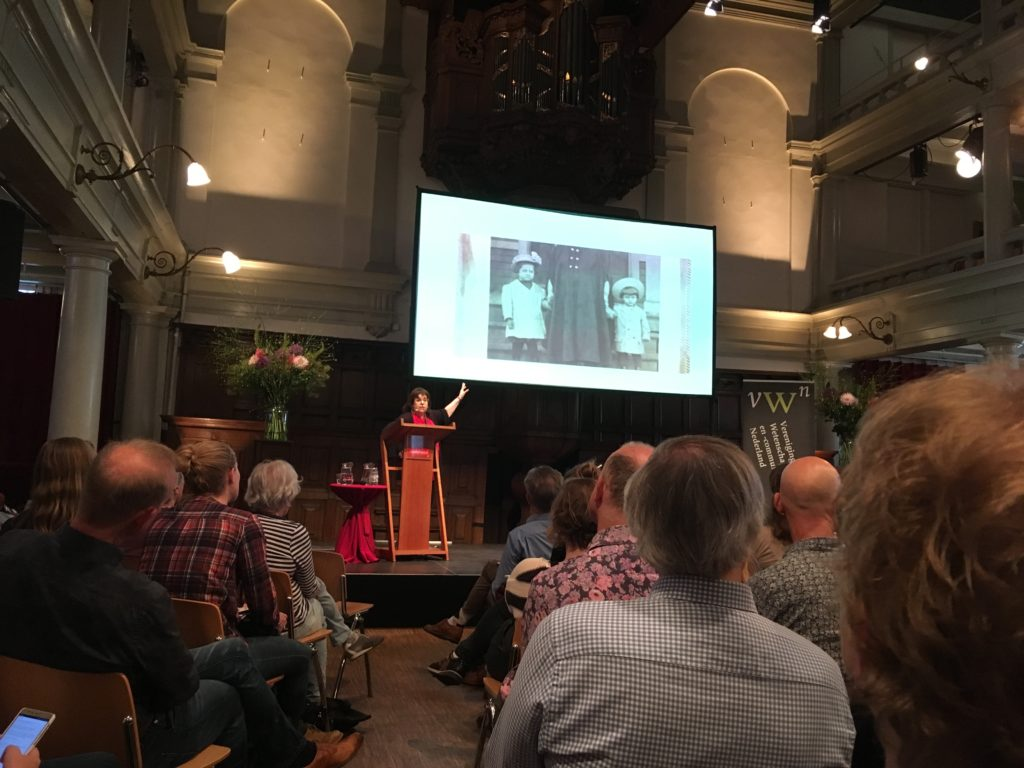 Deborah Blum at Bessensap